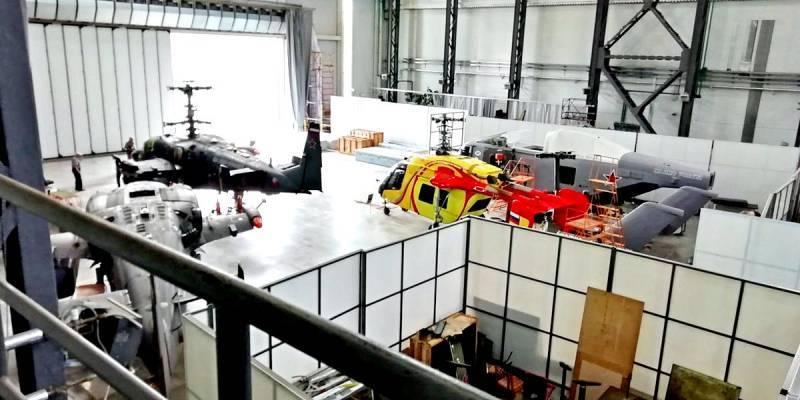 "Ka-65"" Lamprey""直升机的开发工作尚未开始"