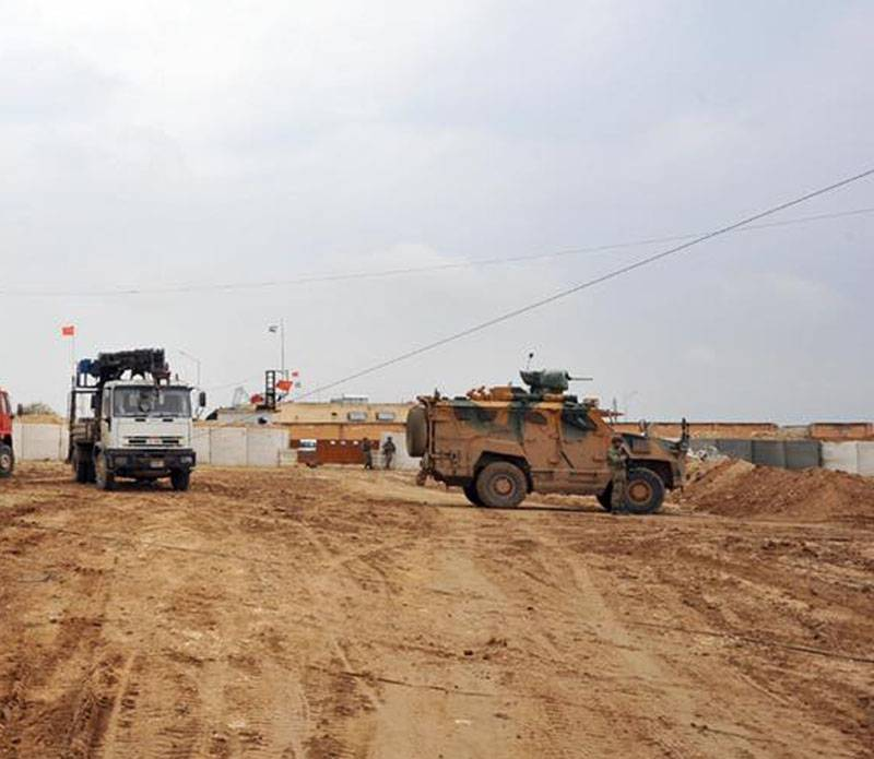 Kurdish experts say the reason why the Turkish military patrol did not go on the route in northern Syria