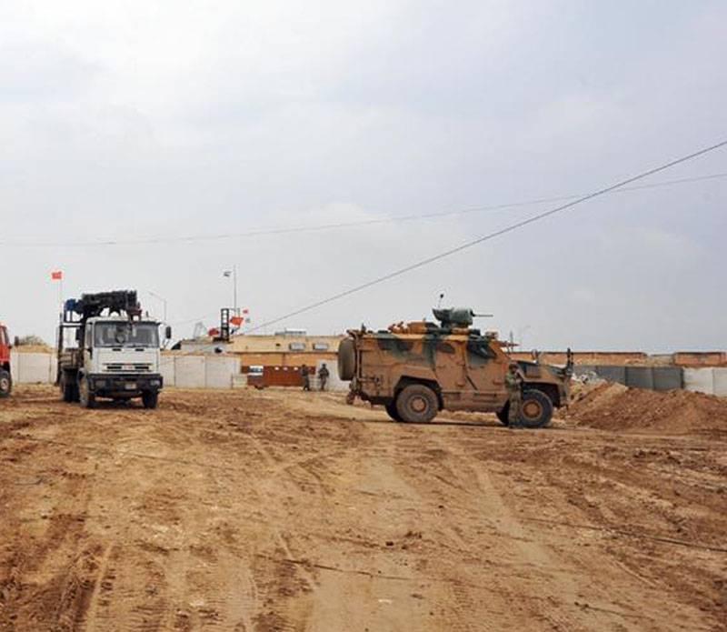 쿠르드족 전문가들, 터키 군 순찰이 시리아 북부 노선을 거치지 않은 이유