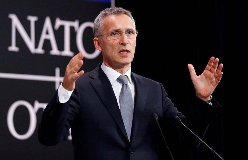 斯托尔滕贝格:破坏INF条约帮助北约为此指责俄罗斯