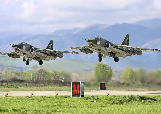 Su-25: from the past to the future