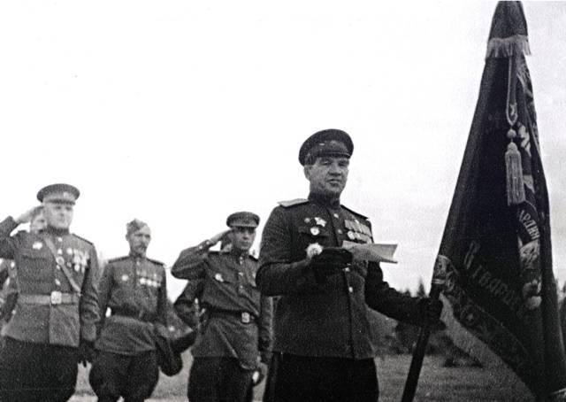 Генерал-штурм, перед которым капитулировал Берлин
