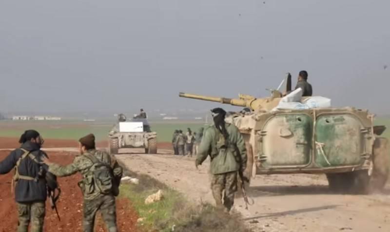 Ankara demandera à Moscou de stopper l'offensive de l'armée syrienne
