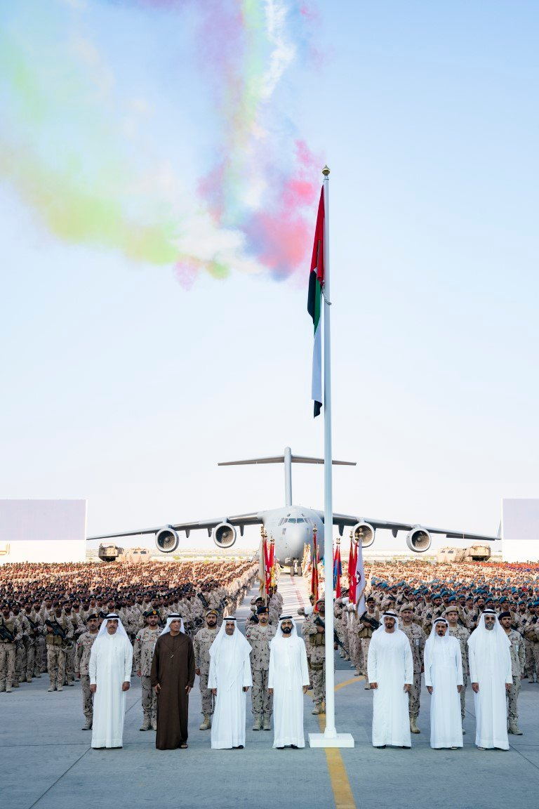 The UAE completed the withdrawal of troops from Yemen after five years of participation in a military conflict