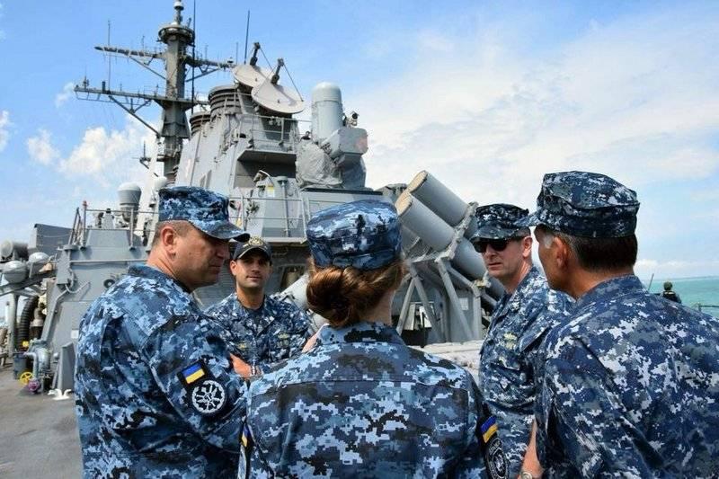 Британия окажет помощь украинскому флоту
