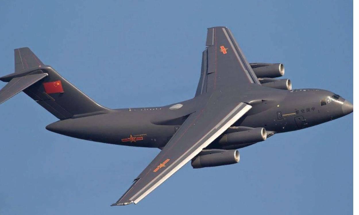 人民解放軍空軍はY-20輸送機を武漢に派遣しましたが、その一部は試験 ...