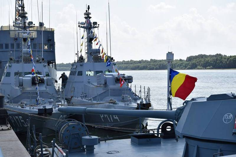 Ukraine proposed Romania to confront Russia on the Black Sea together