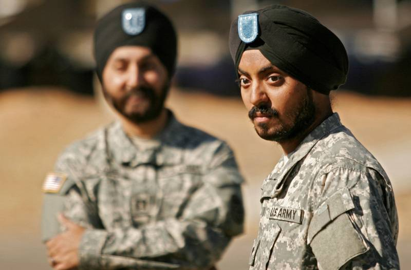 US Air Force Allowed to Wear Turban and Hijabs
