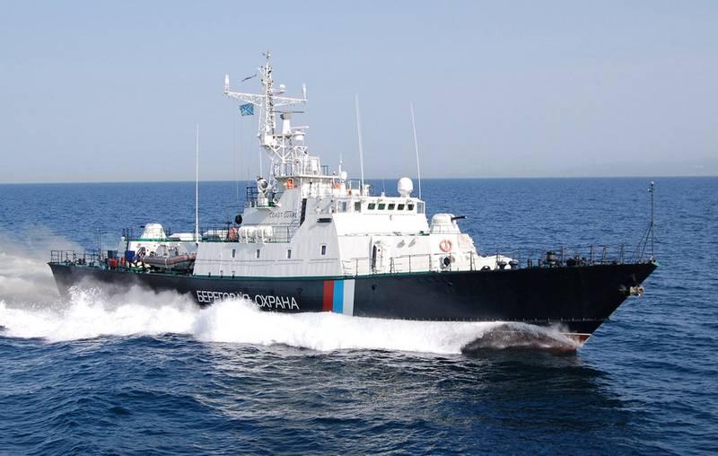 """在乌克兰,由于船只的""""捕获"""",对俄罗斯联邦边防部队提起诉讼"""