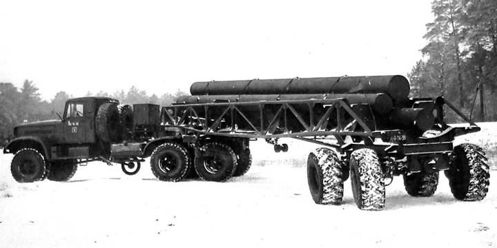 कॉराज़ -214 और पहला कैबओवर प्रयोग