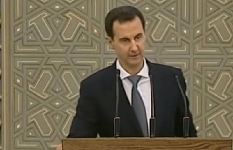 Assad versprach, die Offensive in den Provinzen Idlib und Aleppo fortzusetzen