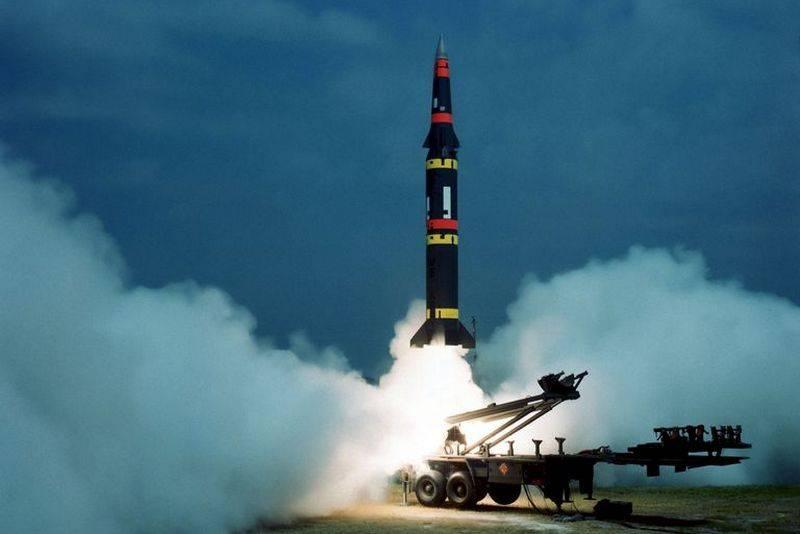 五角大楼关闭了制造中程导弹的程序