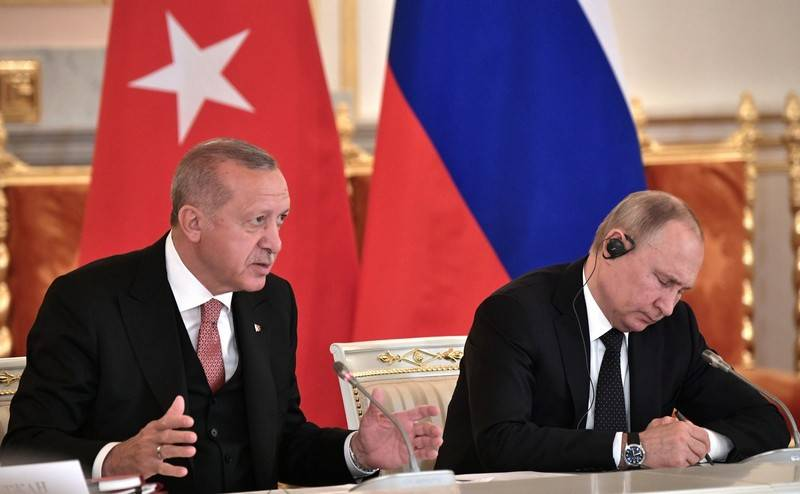 Ankara does not rule out a new meeting between Putin and Erdogan because of the situation in Idlib