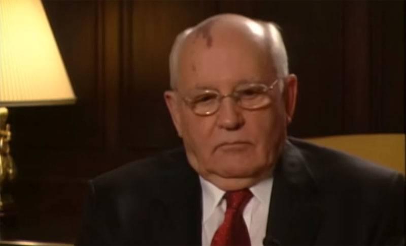 米哈伊尔·戈尔巴乔夫(Mikhail Gorbachev)是西方的英雄,但不是祖国的英雄