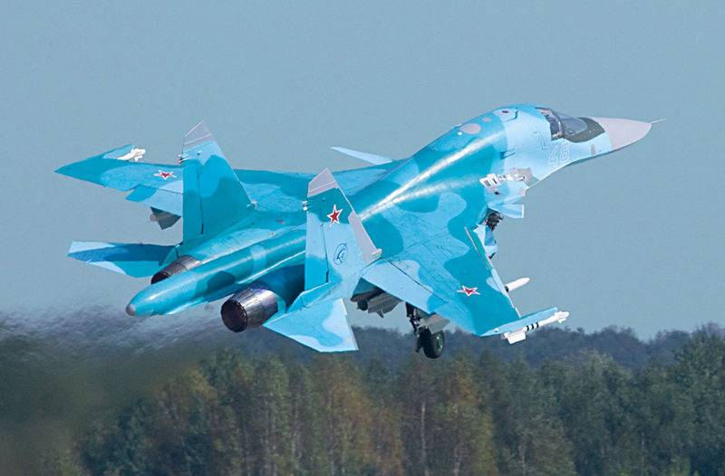 Defense Ministry plans to sign a new contract for the supply of Su-34