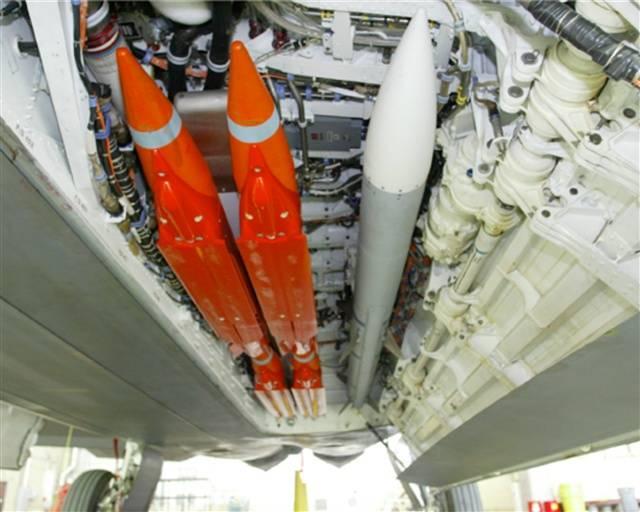 Combien de missiles pour le Pentagone? Aspects financiers des opérations de combat de l'aviation américaine