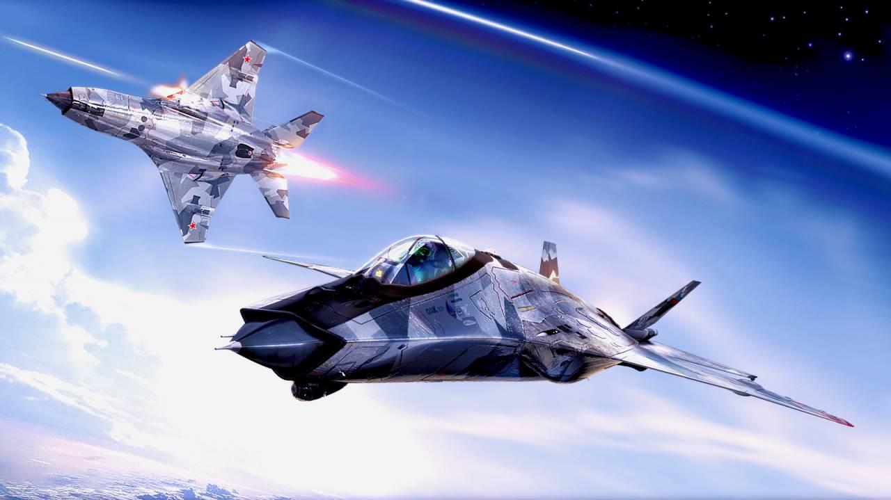Interceptador promissor MiG-41: suas vantagens
