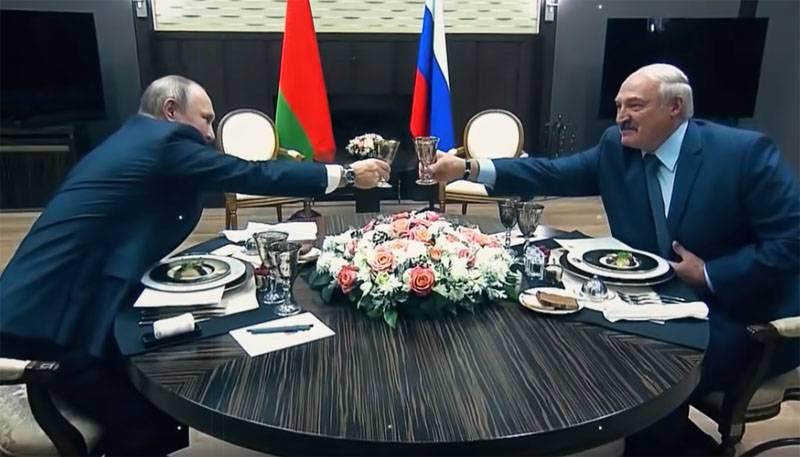 俄罗斯和白俄罗斯的统一:梦pipe以求或对子孙后代的挑战