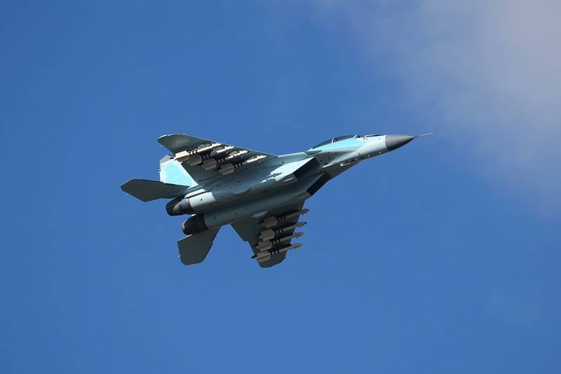 MiG-35 and MiG-29M / M2 fighters will receive an automatic landing system