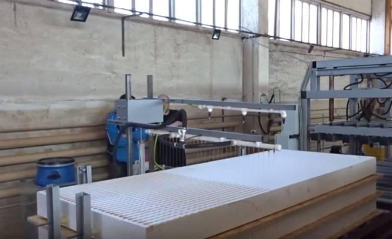 In Russland hergestelltes Hightech-Polymer für Raumfahrt, Luftfahrt und Marine