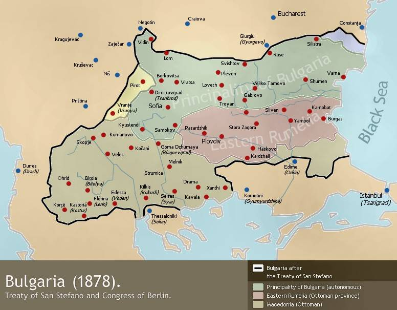 "The answer is ""ungrateful little brothers."" Russia and Bulgaria in the years 1878-1944"