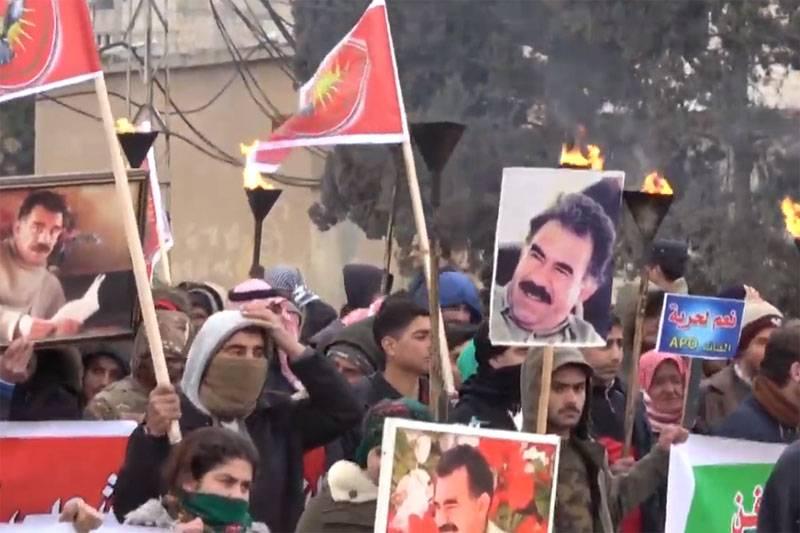 Kurds는 단일 상태를 원합니다.