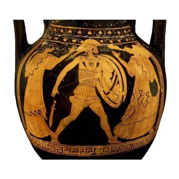 Ceramiche antiche e armi