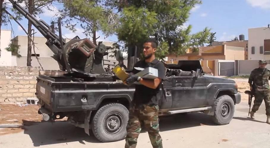 Анкара не гнушается никаких методов, лишь бы поставки оружия в Ливию не прекращались