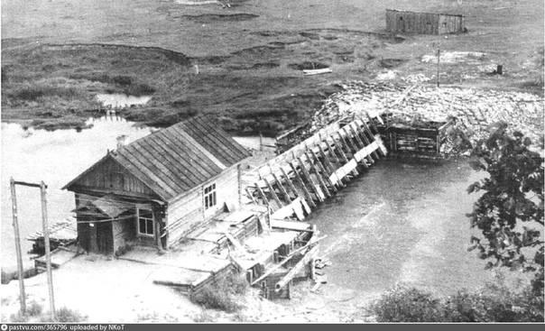 소규모 수력 발전소 및 전쟁