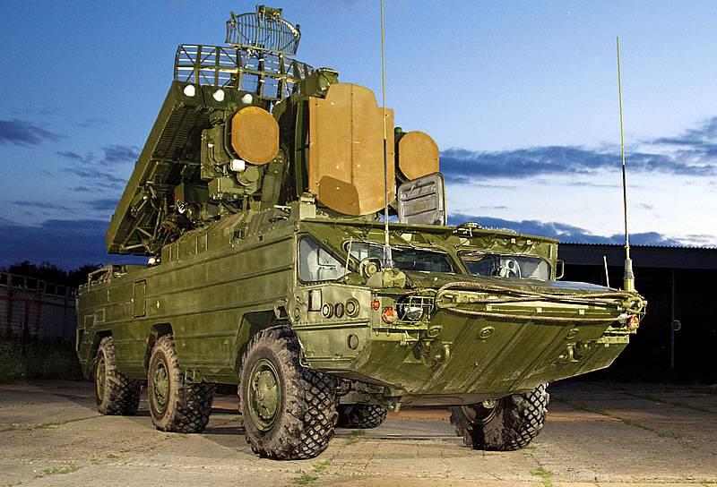 """Sistemi di difesa aerea nella Federazione Russa. SAM """"Osa"""" e SAM """"Tor"""""""