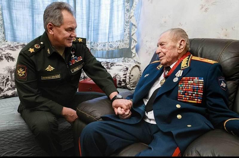 सोवियत संघ के अंतिम मार्शल दिमित्री याज़ोव का मास्को में निधन हो गया