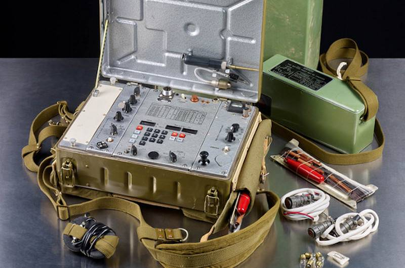 In the forest near Cologne, archaeologists found a Soviet radio station