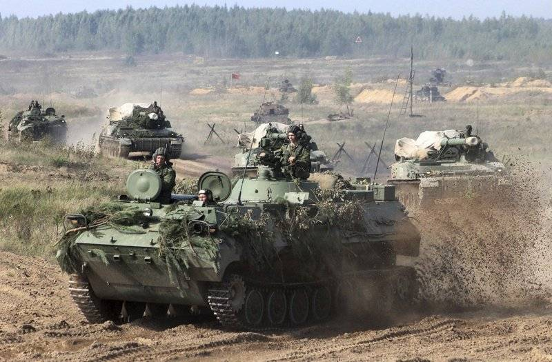 NATO said about the superiority of the Russian army in the area of the Baltic sea and Poland