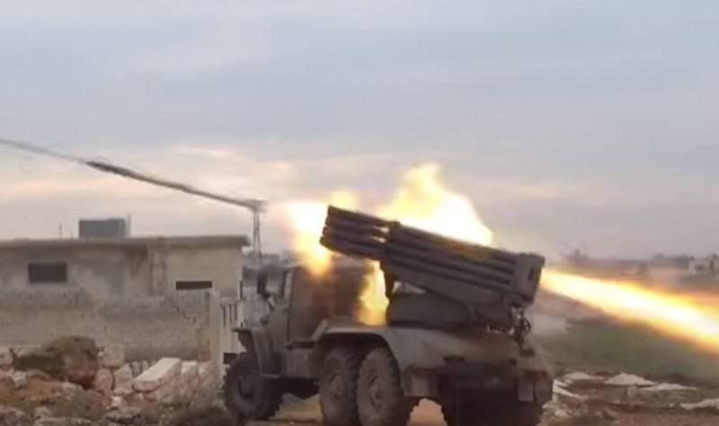 시리아 군, Idlib 지방의 Kafr Nobul 해방