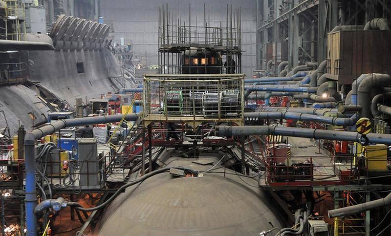 손상된 Losharik에서 언로드 핵 연료는 여름에 연기되었습니다