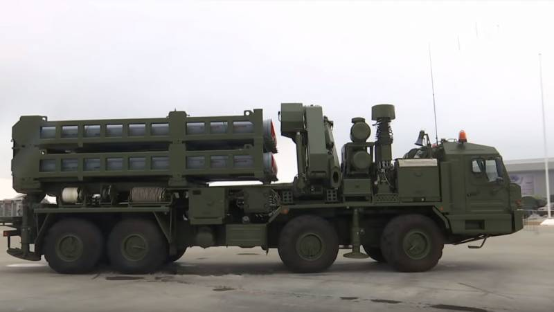 The first set of S-350 Vityaz air defense systems entered service with the Russian Aerospace Forces