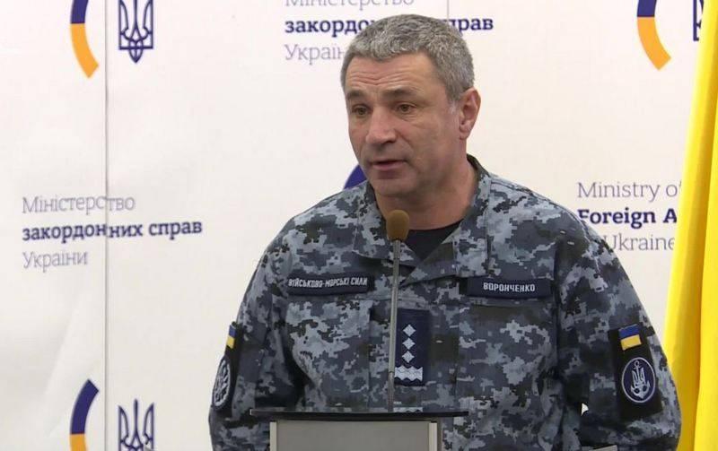 नौसेना के कमांडर ने रूस के काला सागर बेड़े के मजबूत होने की शिकायत की