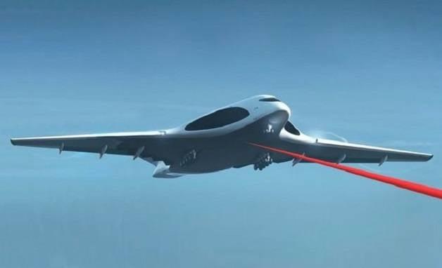 """战斗激光系统"""" Peresvet""""的航空性能:航母,目标,战术"""