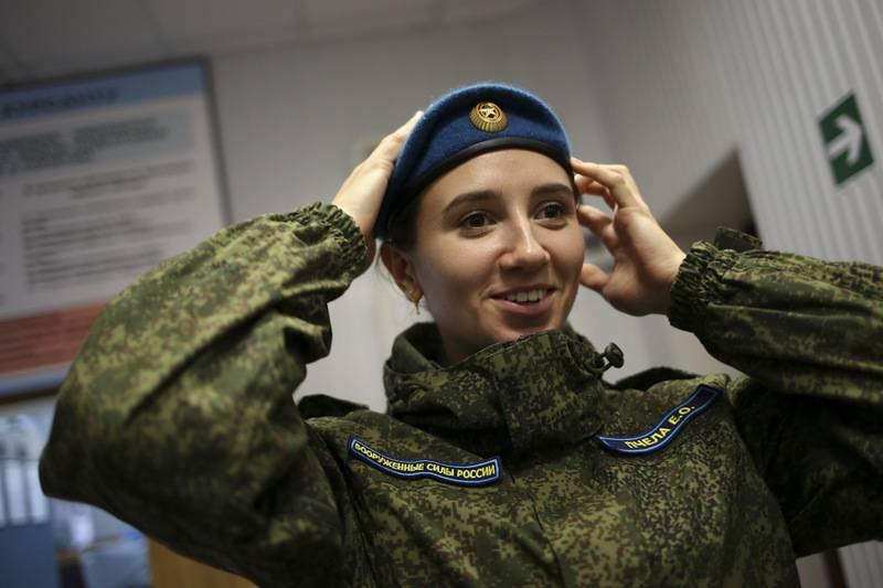 В российских ВКС может появиться первая женщина-лётчик Дальней авиации