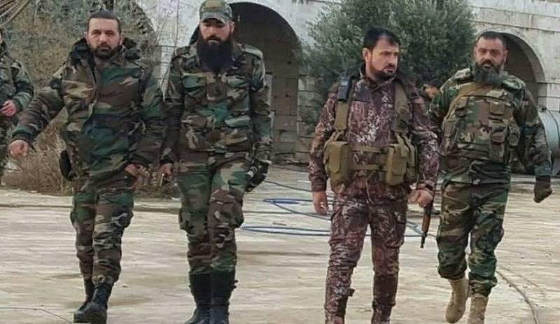 Defesa do SAA violada sob Serakib: militantes avançam em três direções
