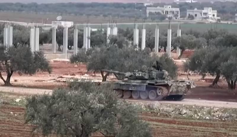Erdogan은 터키에서 Idlib에 대한 사건의 긍정적 인 발전을 말했다