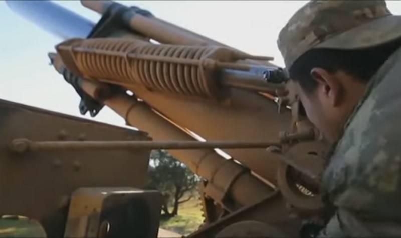 Das Verteidigungsministerium äußerte sich zum Streik gegen türkische Streitkräfte in Idlib