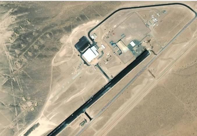 अमेरिका नासा के बेस को मिलिट्री ड्रोन एयरफील्ड में बदल देता है