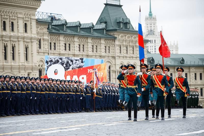 미국과 영국은 승리 퍼레이드를 위해 모스크바로 여행을 결정할 수 없습니다