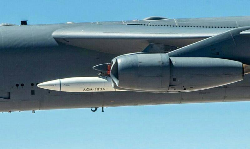 Lockheed Martin défend le projet de missile hypersonique AGM-183A
