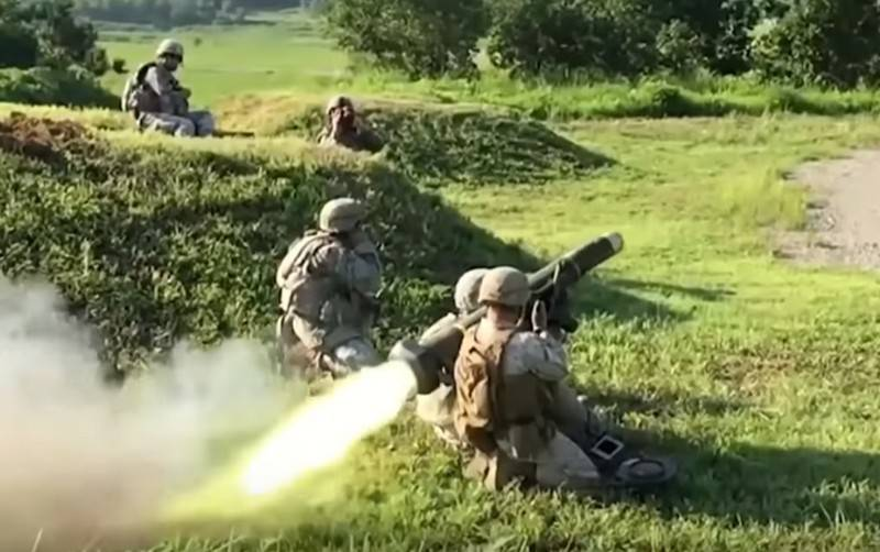 Pentagon issues Javelin ATGM production contract for Ukraine and Georgia