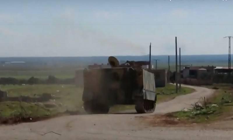 Die syrische Armee hält drei Tage lang Positionen unter den Schlägen von Militanten