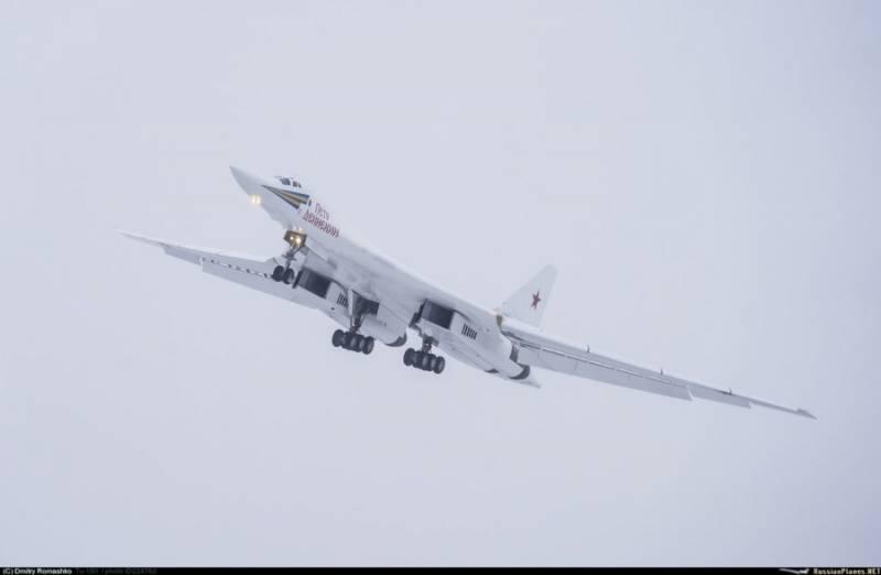 Blackjack или «Белый лебедь»: что происходит с Ту-160М?