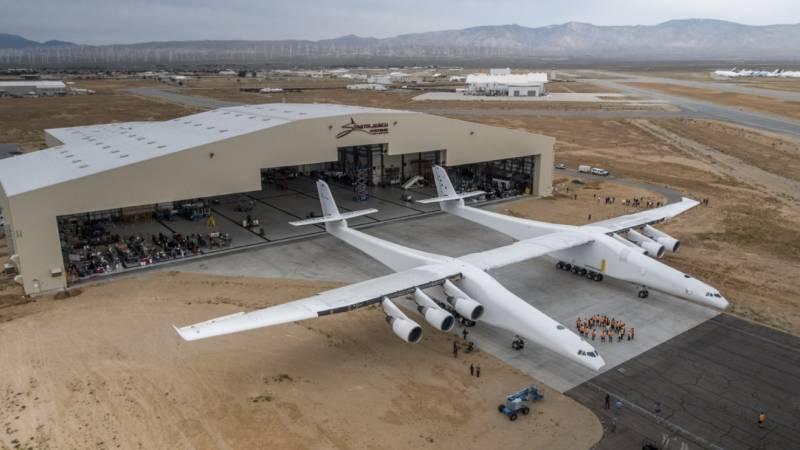 Stratolaunch: новый уровень американских гиперзвуковых летательных аппаратов