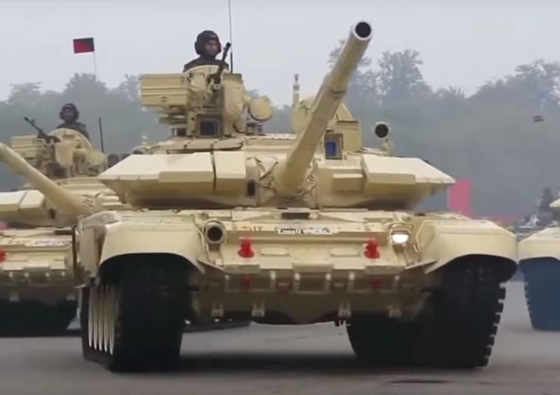 В Сети обсуждают фото российского танка в США: версии его появления